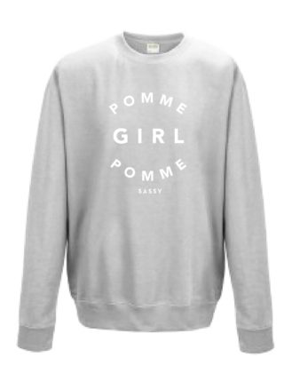 Sweat POMME POMME GIRL
