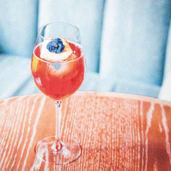Lady of ParisKunsei NashiCorpse ReviverPoetic JusticePere & Fizz - cocktails inspirés par les experts - Maison SASSY